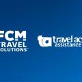 Logos FCM y Travel Ace