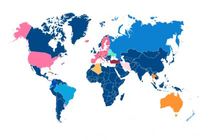 Asistencia Médica obligatoria: listado de países que la solicitan