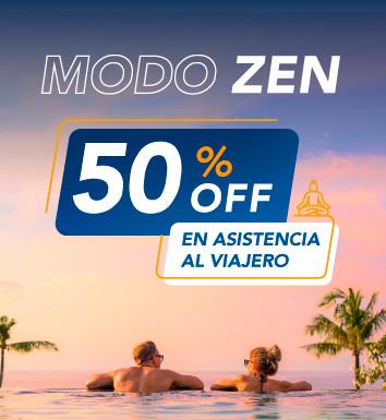 PROMO! » Modo Zen 50%off